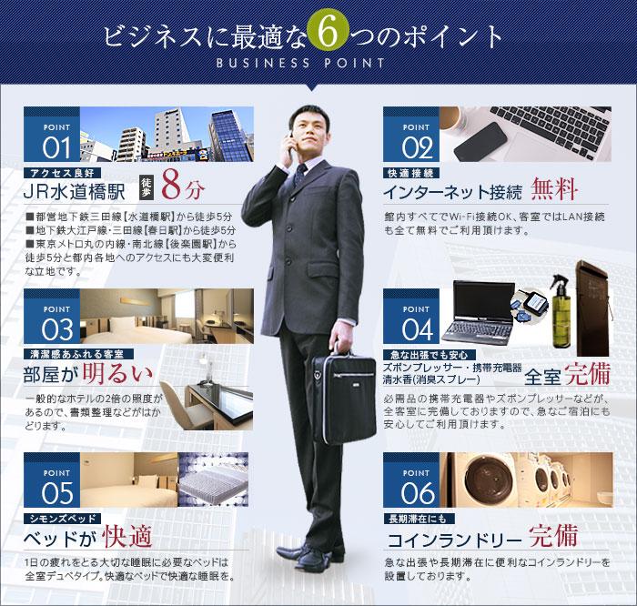 ビジネスポイントイメージ